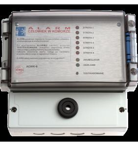 ACWK-6 - konsola alarm człowiek w komorze